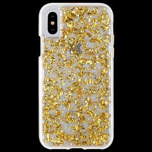 iPhone X Karat Gold Case